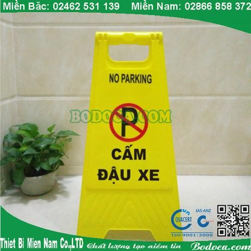 Biển báo chữ A cấm đậu xe