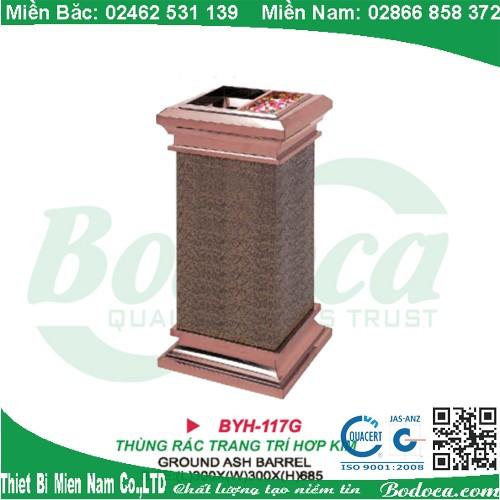 thung rac inox bodoca BYH 117G