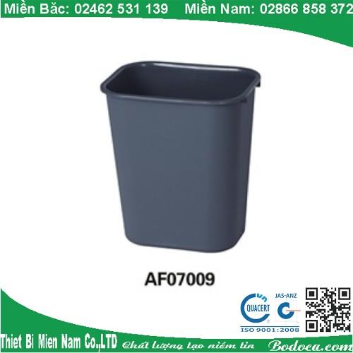 Thùng rác nhựa 24l dùng cho gia đình AF07009
