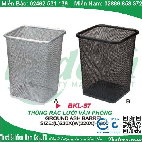 thung rac van phong bodoca BKL 57
