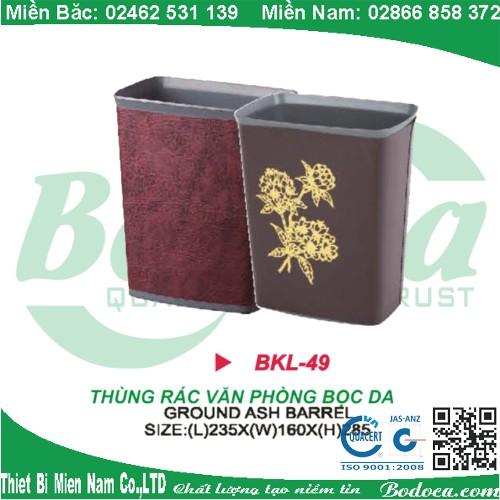 thung rac van phong bodoca BKL49