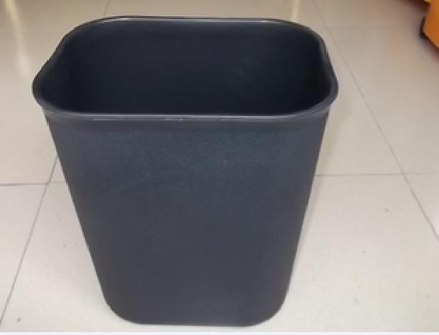 Thùng rác nhựa cho văn phòng AF07009