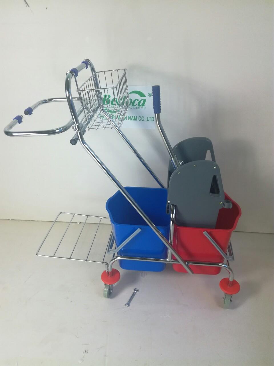 Xe dọn vệ sinh cho siêu thị AF08087