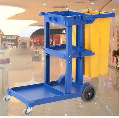 Xe dọn vệ sinh khu nghỉ dưỡng AF08160A