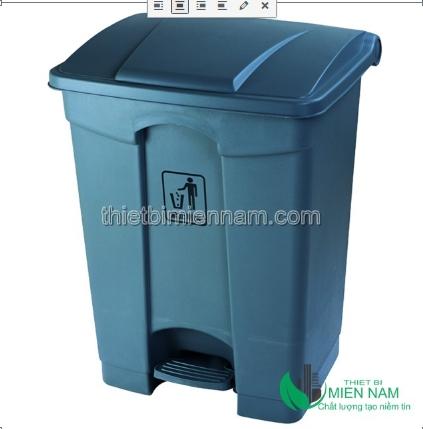 Thùng rác nhựa chất lượng 87L