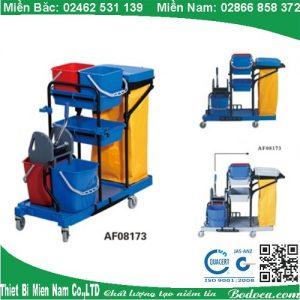 Xe dọn vệ sinh 3 tầng cho bệnh viện AF08173