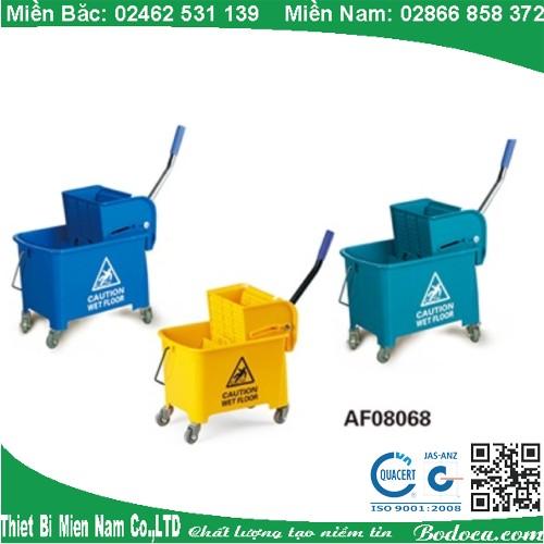 Xe đẩy dọn vệ sinh chung cư AF08068