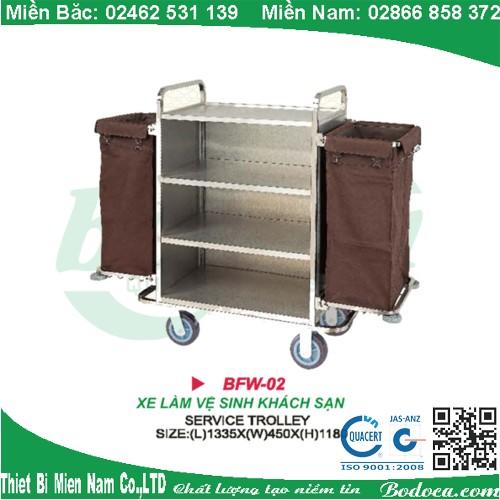 xe lam buong phong khach san bodoca BFW 02