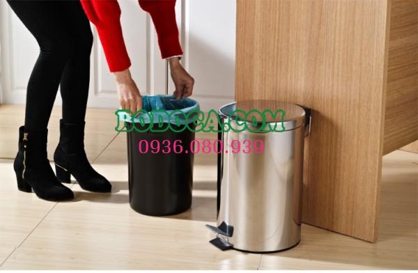 Cung cấp thùng rác 20L cho nhà bếp