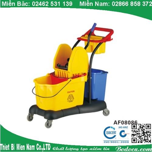 Xe vắt nước lau sàn bệnh viện AF08086