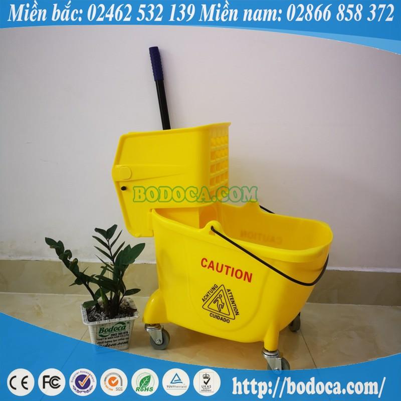 Xe vắt nước đơn lau bệnh viện AF08079