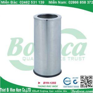 Thùng đựng rác inox BYH-125S