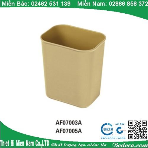Thùng đựng rác 14 lít văn phòng AF07003