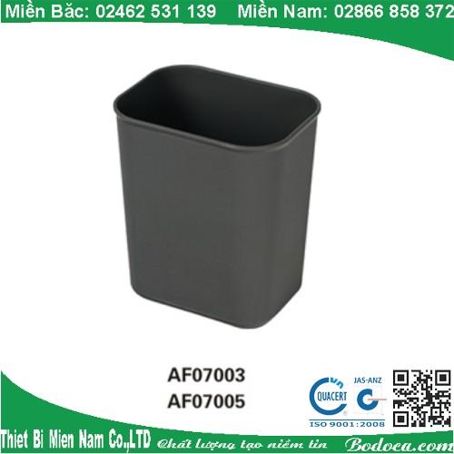 Thùng rác nhựa 14 lít AF07003