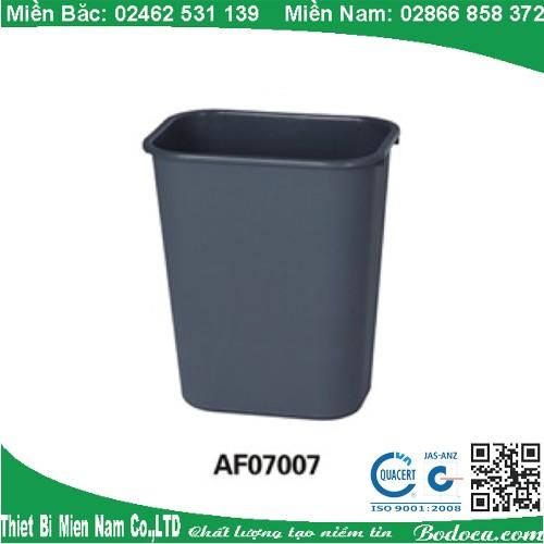 Thùng rác nhựa AF07003 cho văn phòng