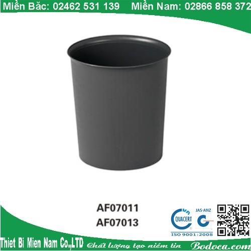 Thùng rác nhựa tròn 10L Bodoca