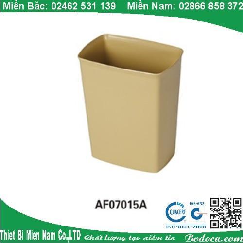 Thùng rác chữ nhật nhập khẩu AF07015