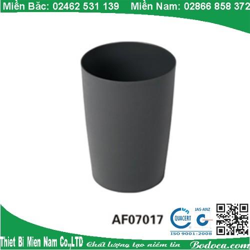 Thùng rác nhựa tròn AF07017