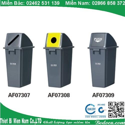 Thùng rác nhựa giá rẻ AF07309
