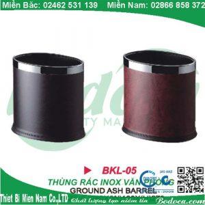 Thùng rác inox văn phòng BKL-05B