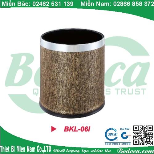 Thùng rác dùng cho văn phòng BKL-06I