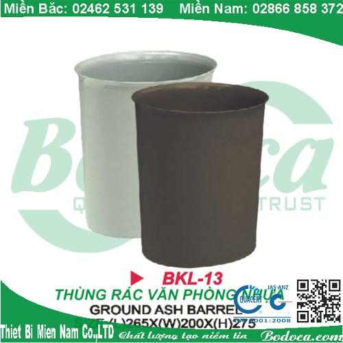 Thùng rác nhựa văn phòng BKL-13